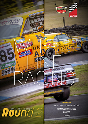 The Whiteline Racing Newsletter, Round 2 WD40 Phillip Island 500